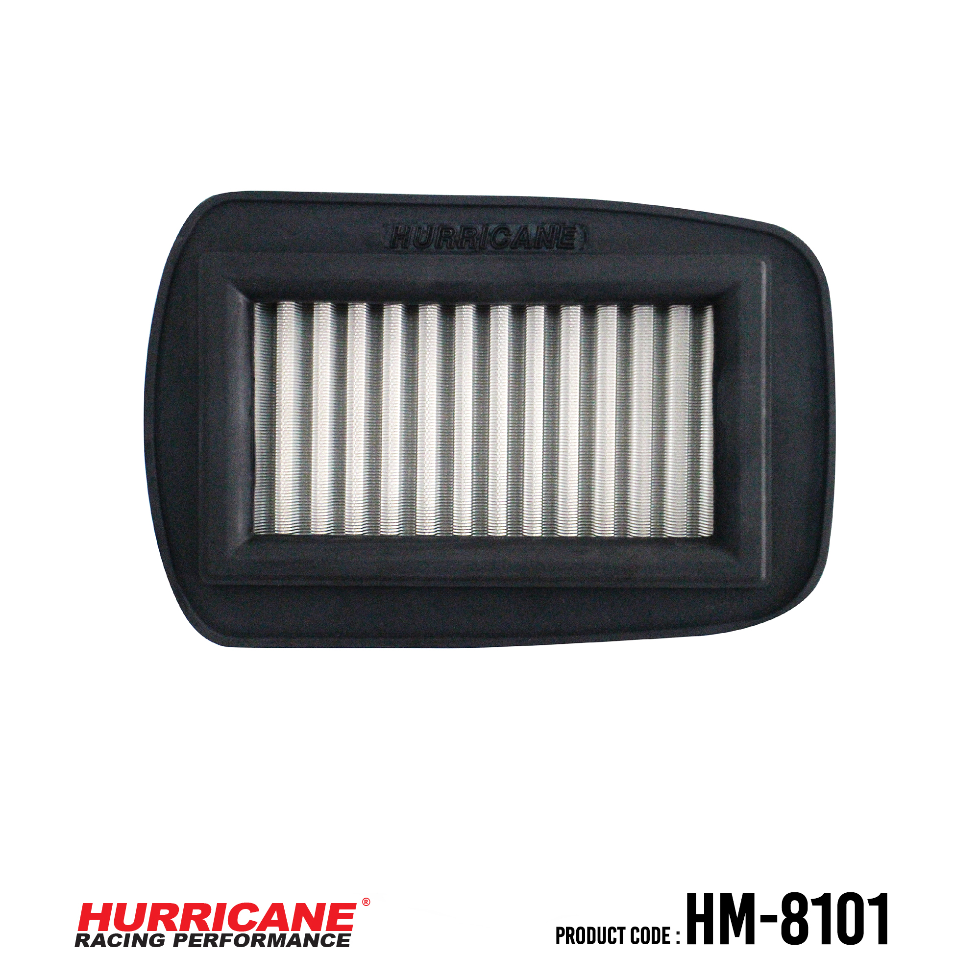 HURRICANE STAINLESS STEEL AIR FILTER FOR HM-8101 Paje Yamaha