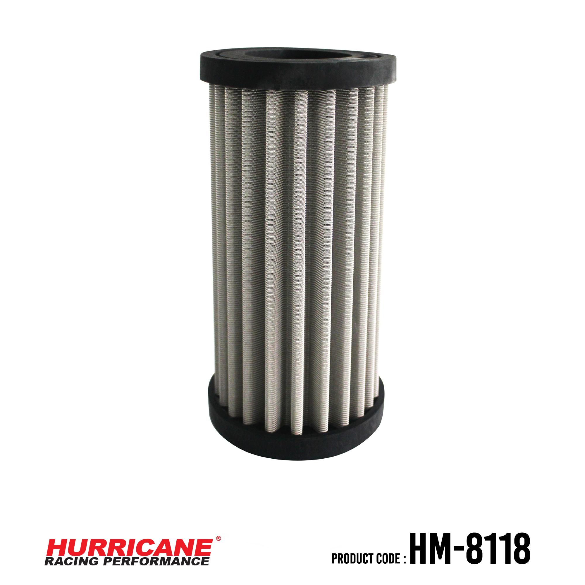 HURRICANE STAINLESS STEEL AIR FILTER FOR HM-8118 Honda