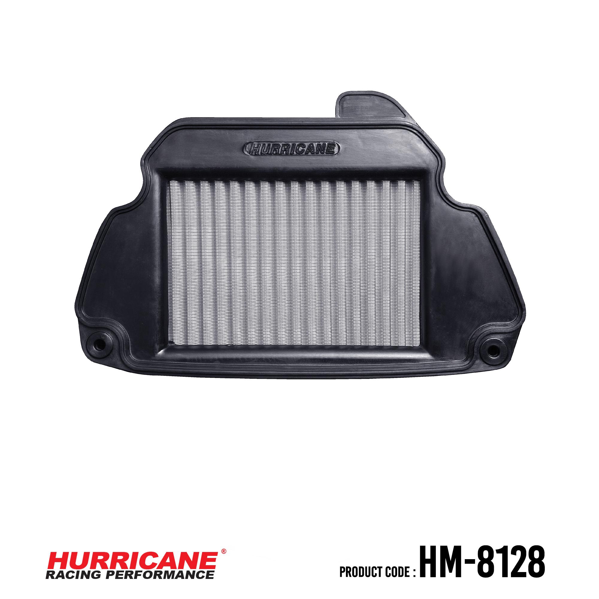 HURRICANE STAINLESS STEEL AIR FILTER FOR HM-8128 Honda