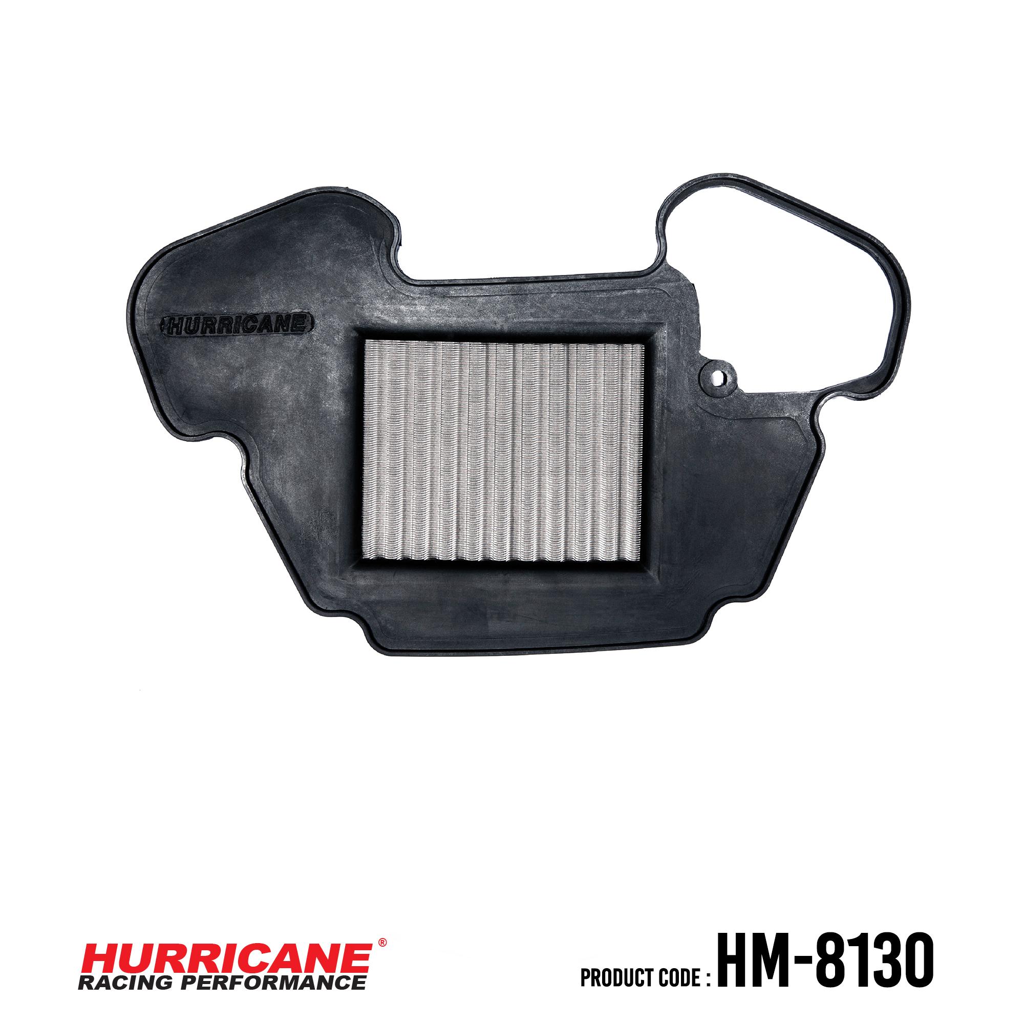 HURRICANE STAINLESS STEEL AIR FILTER FOR HM-8130 Honda