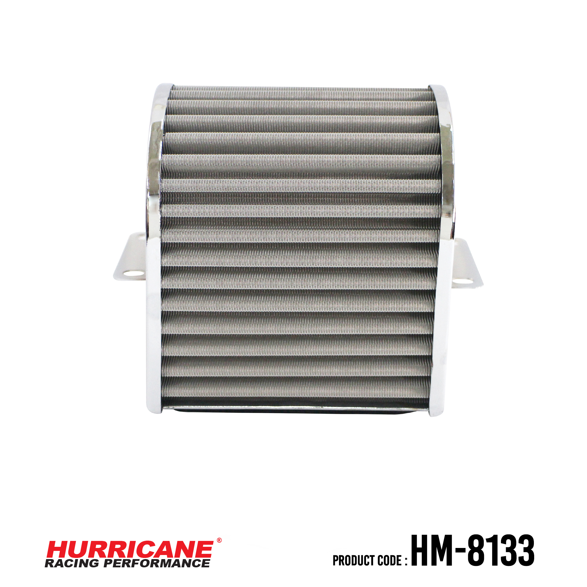 HURRICANE STAINLESS STEEL AIR FILTER FOR HM-8133 Honda