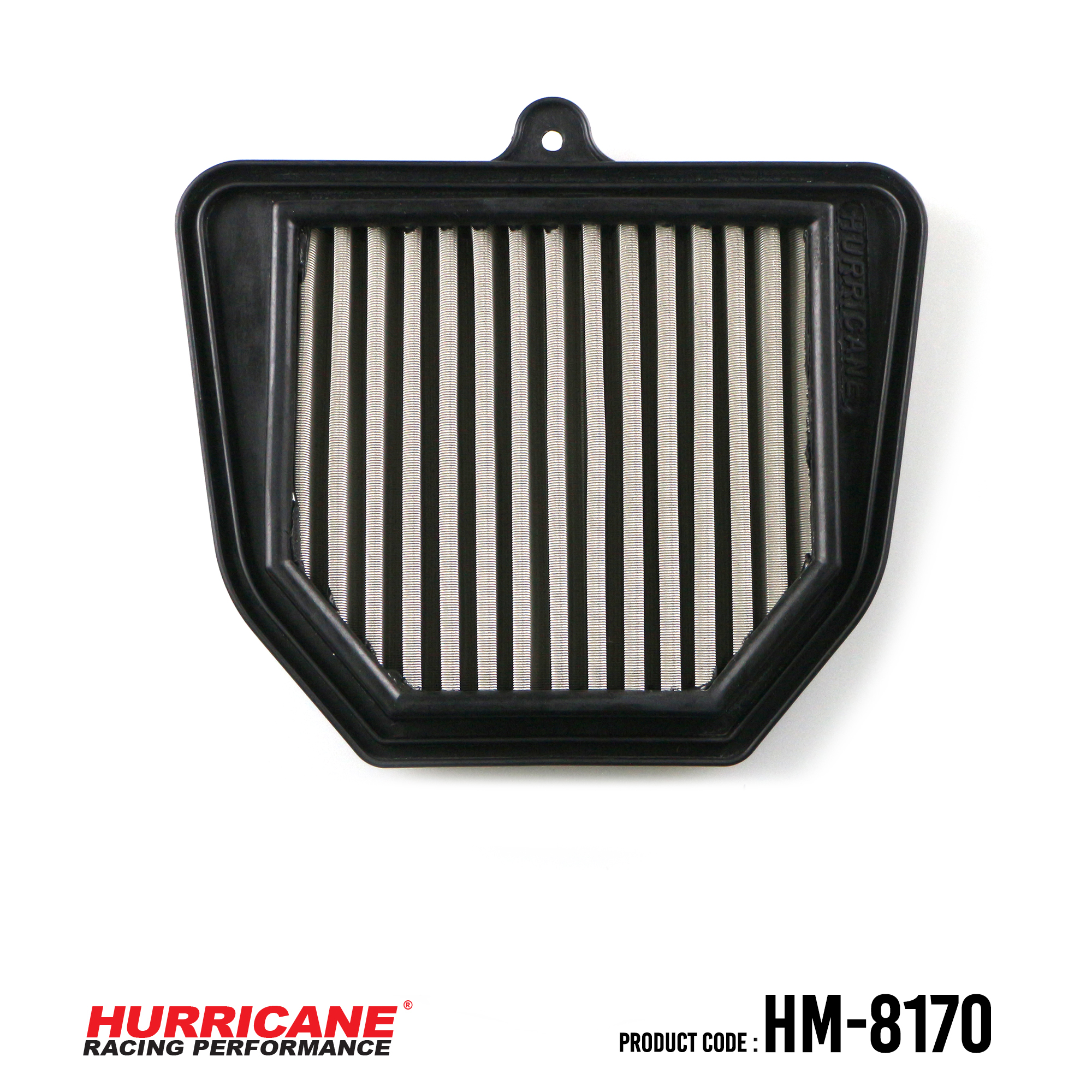 HURRICANE STAINLESS STEEL AIR FILTER FOR HM-8170 Yamaha