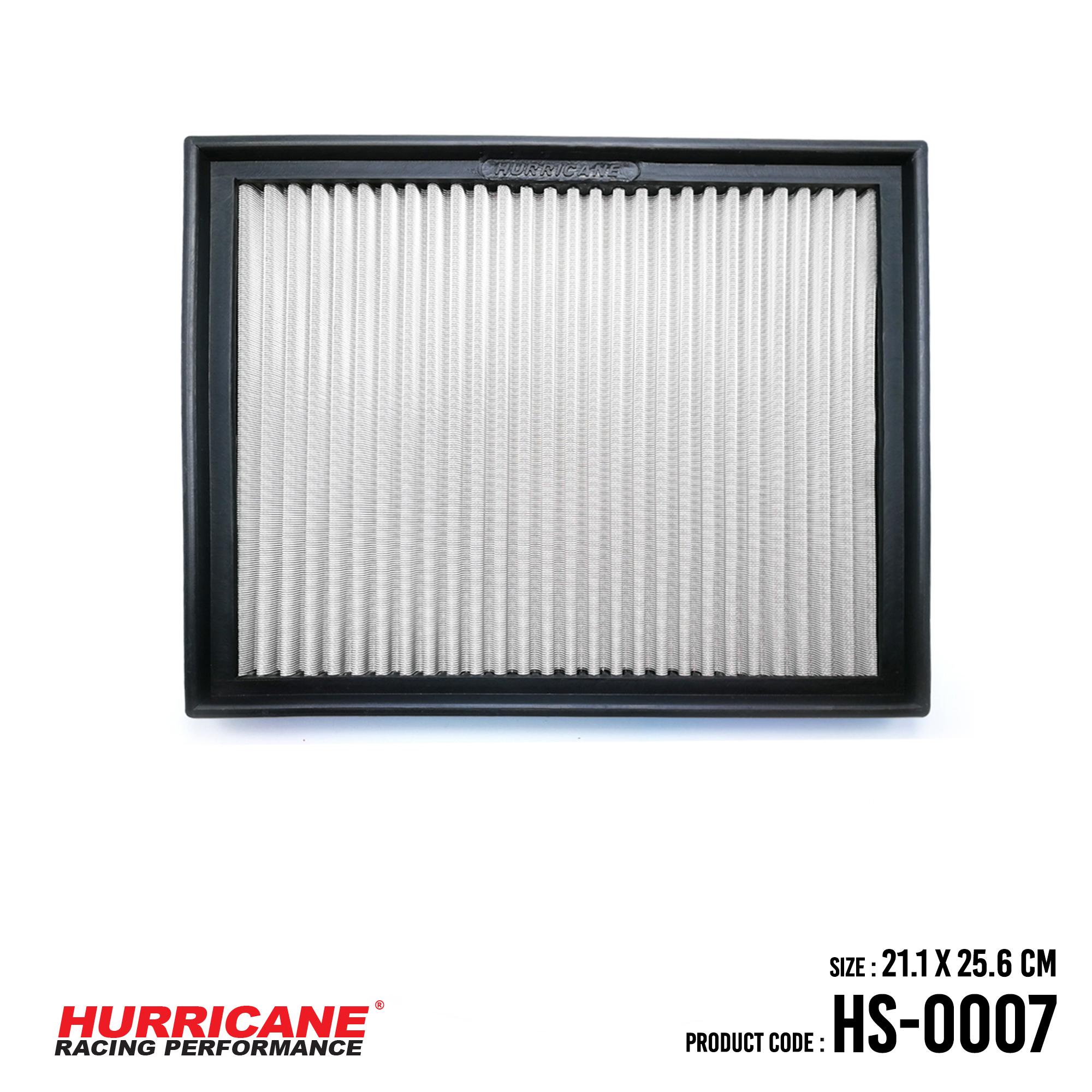 HURRICANE STAINLESS STEEL AIR FILTER FOR HS-0007 AudiSkodaVolkswagen