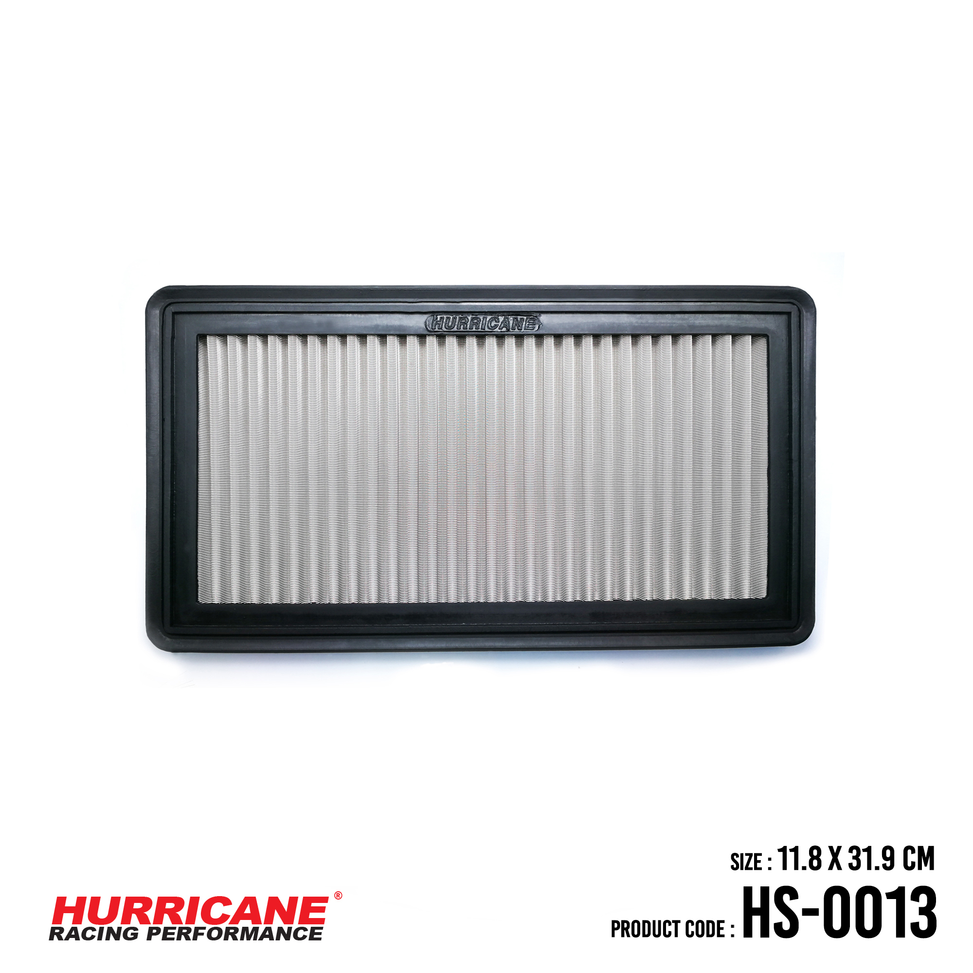 HURRICANE STAINLESS STEEL AIR FILTER FOR HS-0013FordMazda