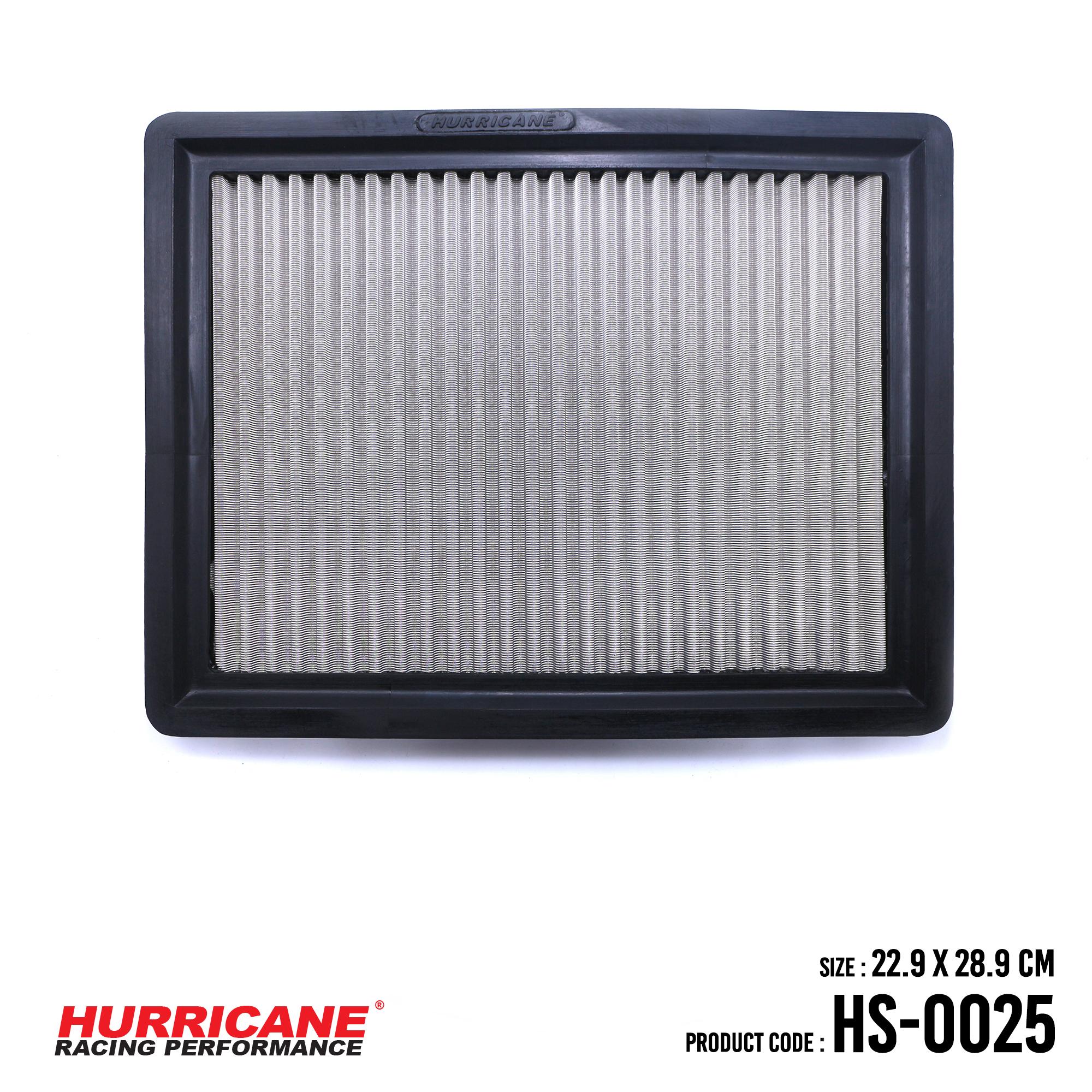 HURRICANE STAINLESS STEEL AIR FILTER FOR HS-0025 FordHolden