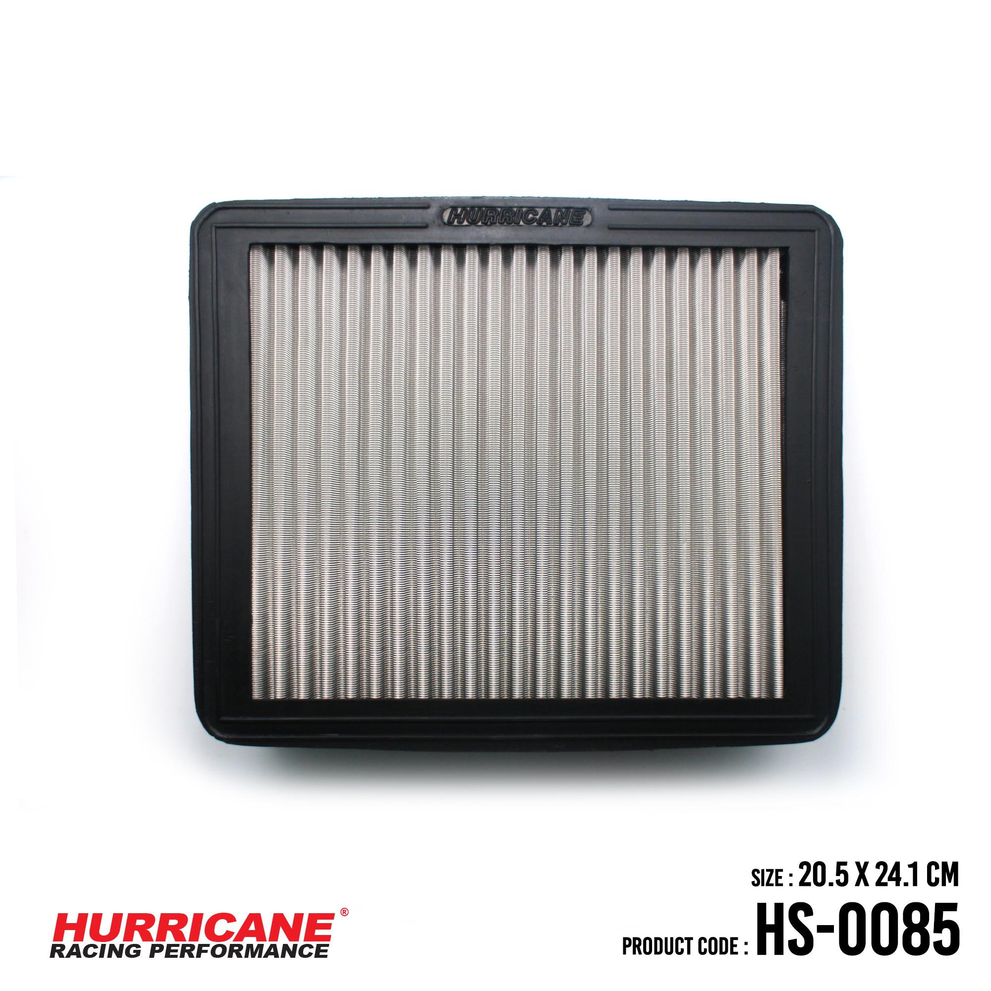 HURRICANE STAINLESS STEEL AIR FILTER FOR HS-0085 LexusToyota