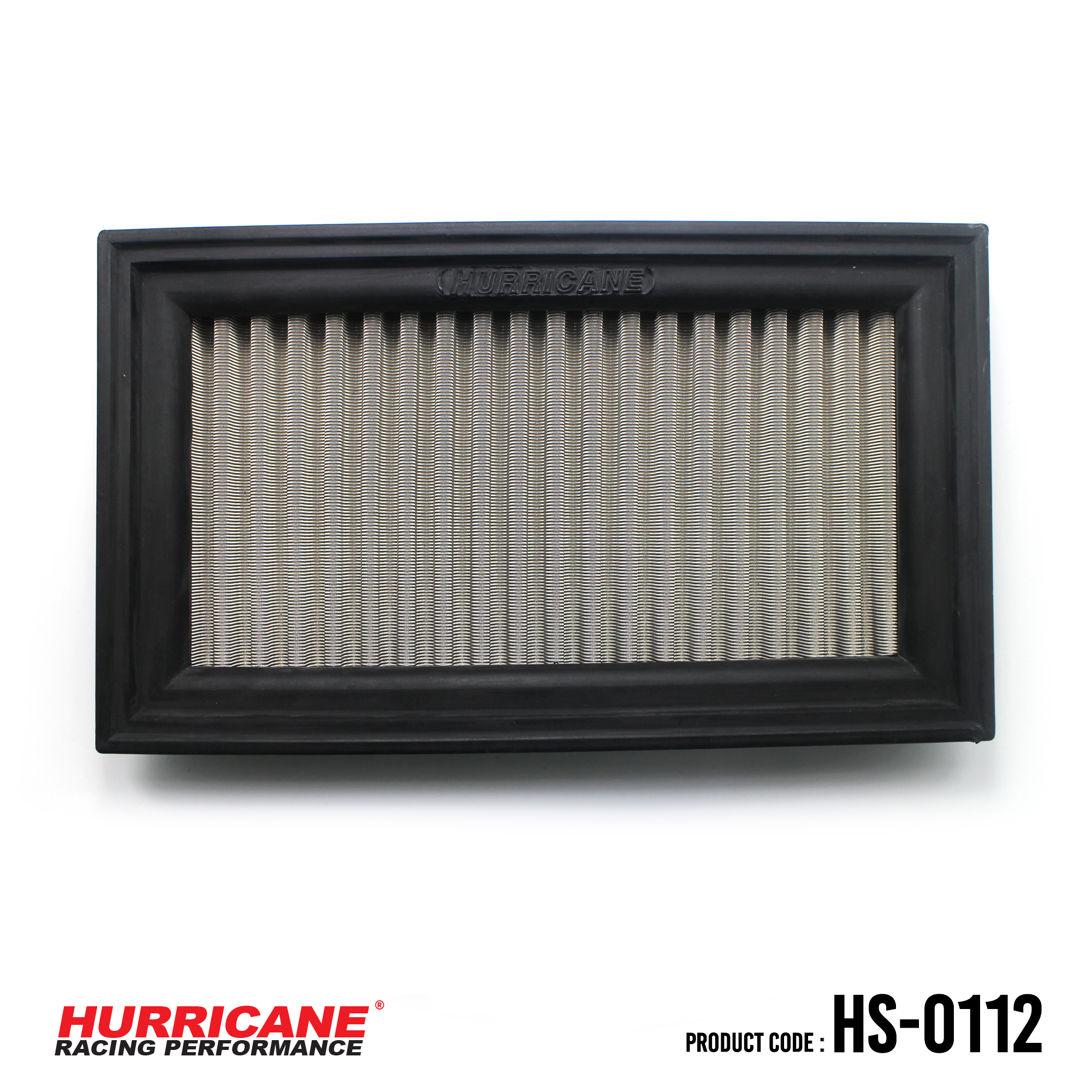 HURRICANE STAINLESS STEEL AIR FILTER FOR HS-0112 Nissan