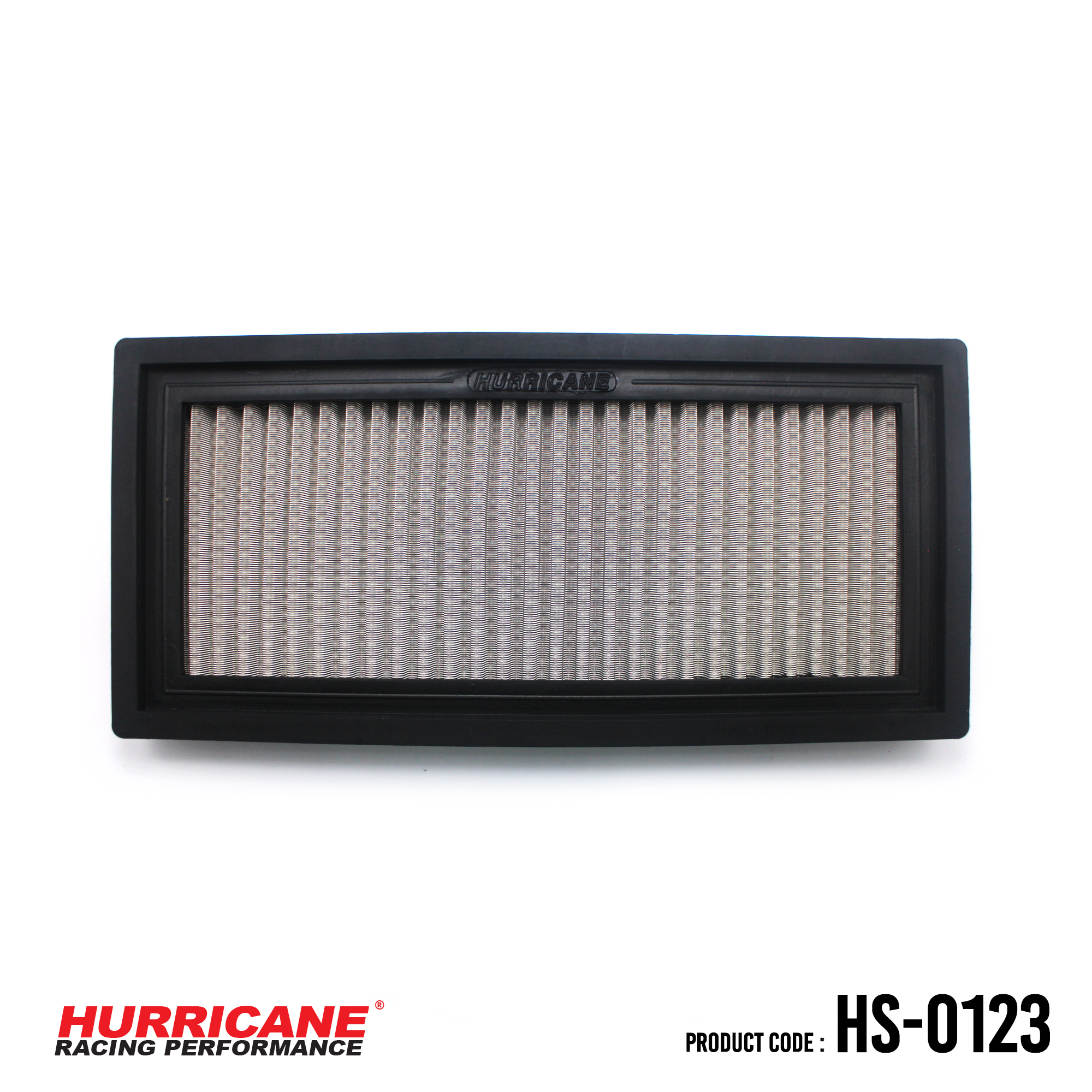 HURRICANE STAINLESS STEEL AIR FILTER FOR HS-0123 Proton