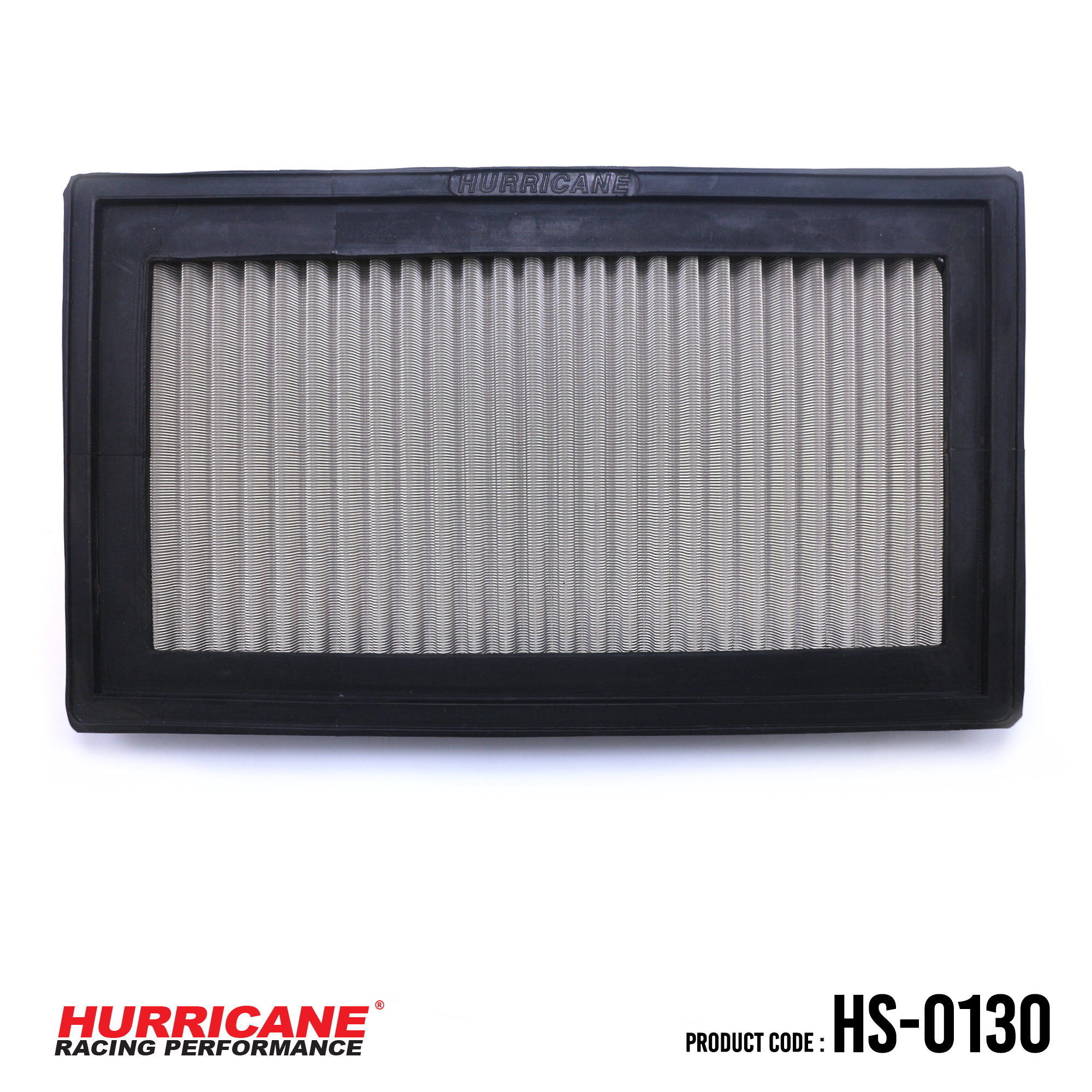 HURRICANE STAINLESS STEEL AIR FILTER FOR HS-0130 Saab