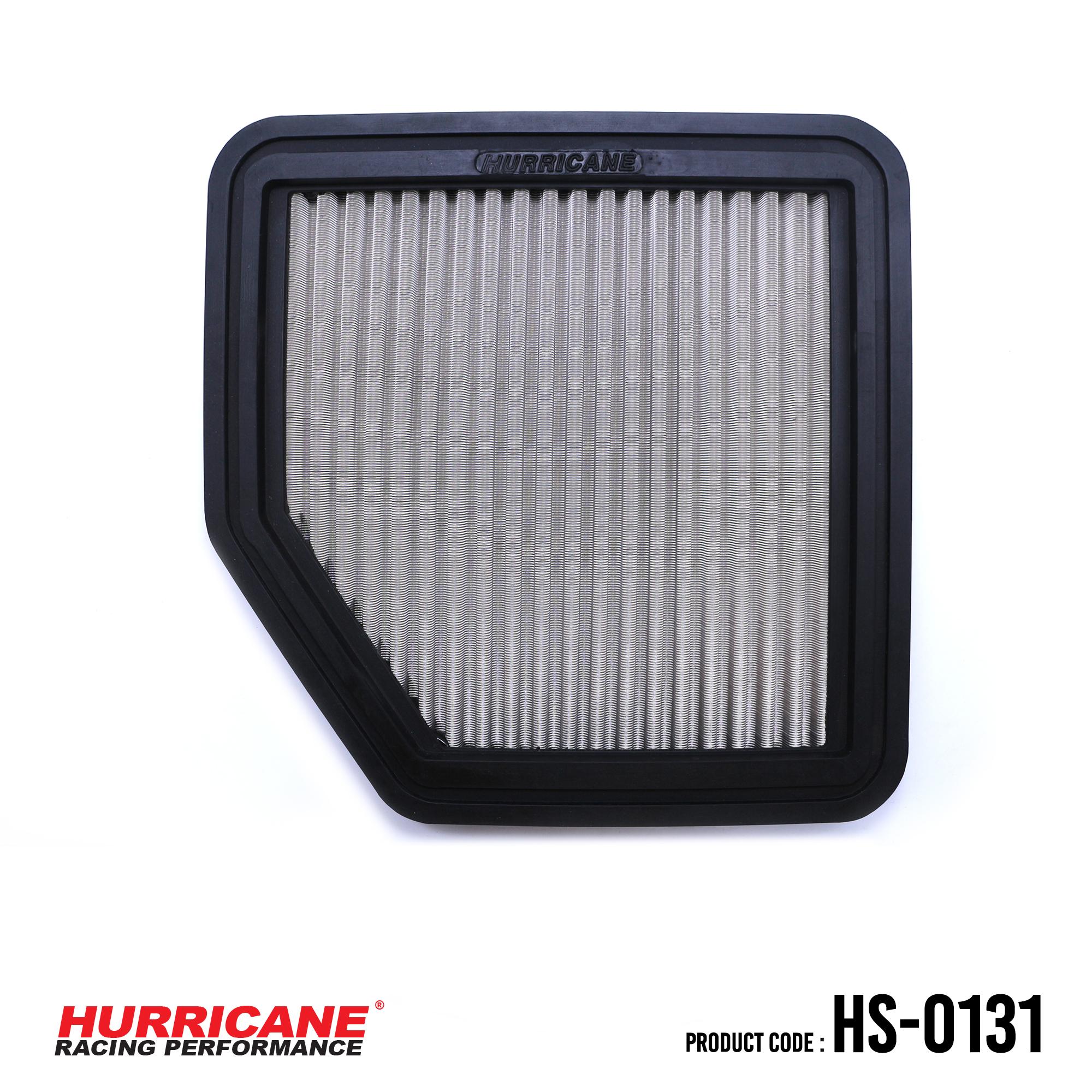 HURRICANE STAINLESS STEEL AIR FILTER FOR HS-0131 LexusToyota