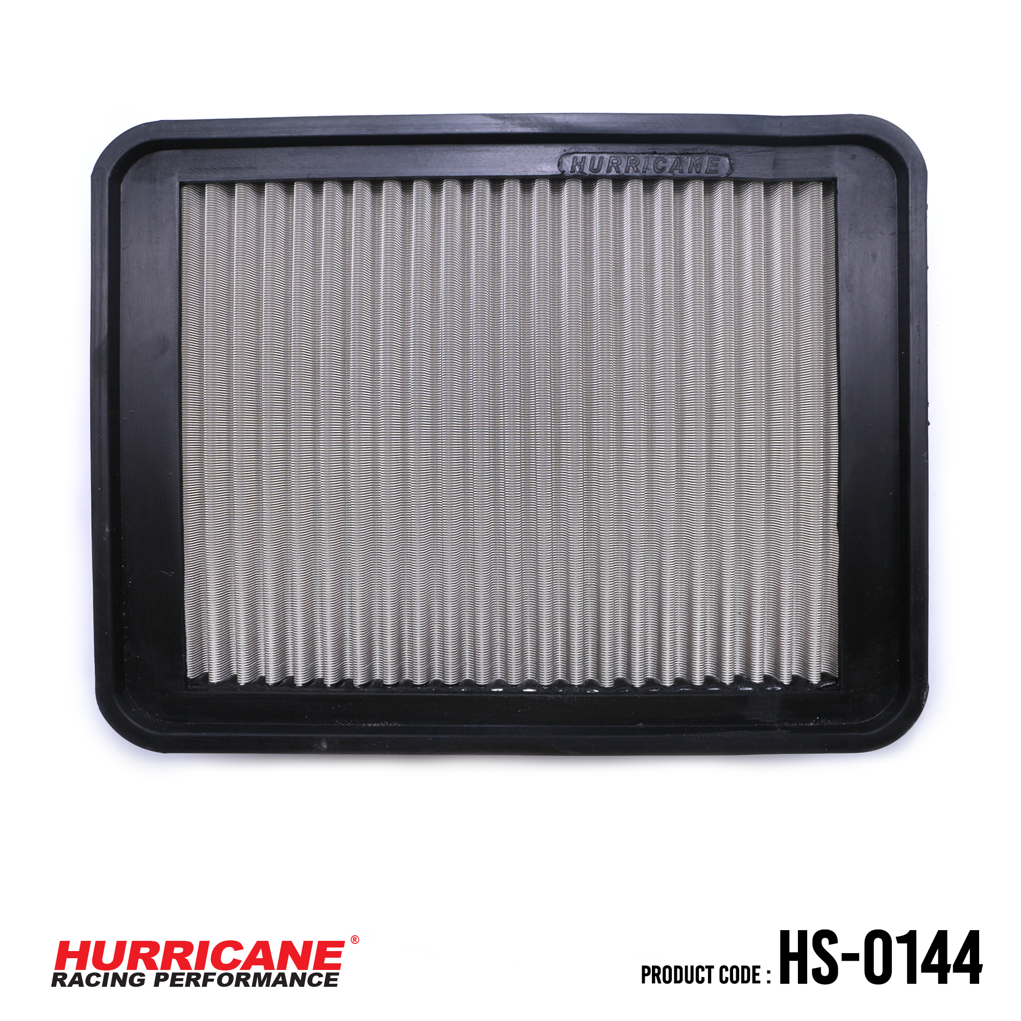 HURRICANE STAINLESS STEEL AIR FILTER FOR HS-0144 Toyota