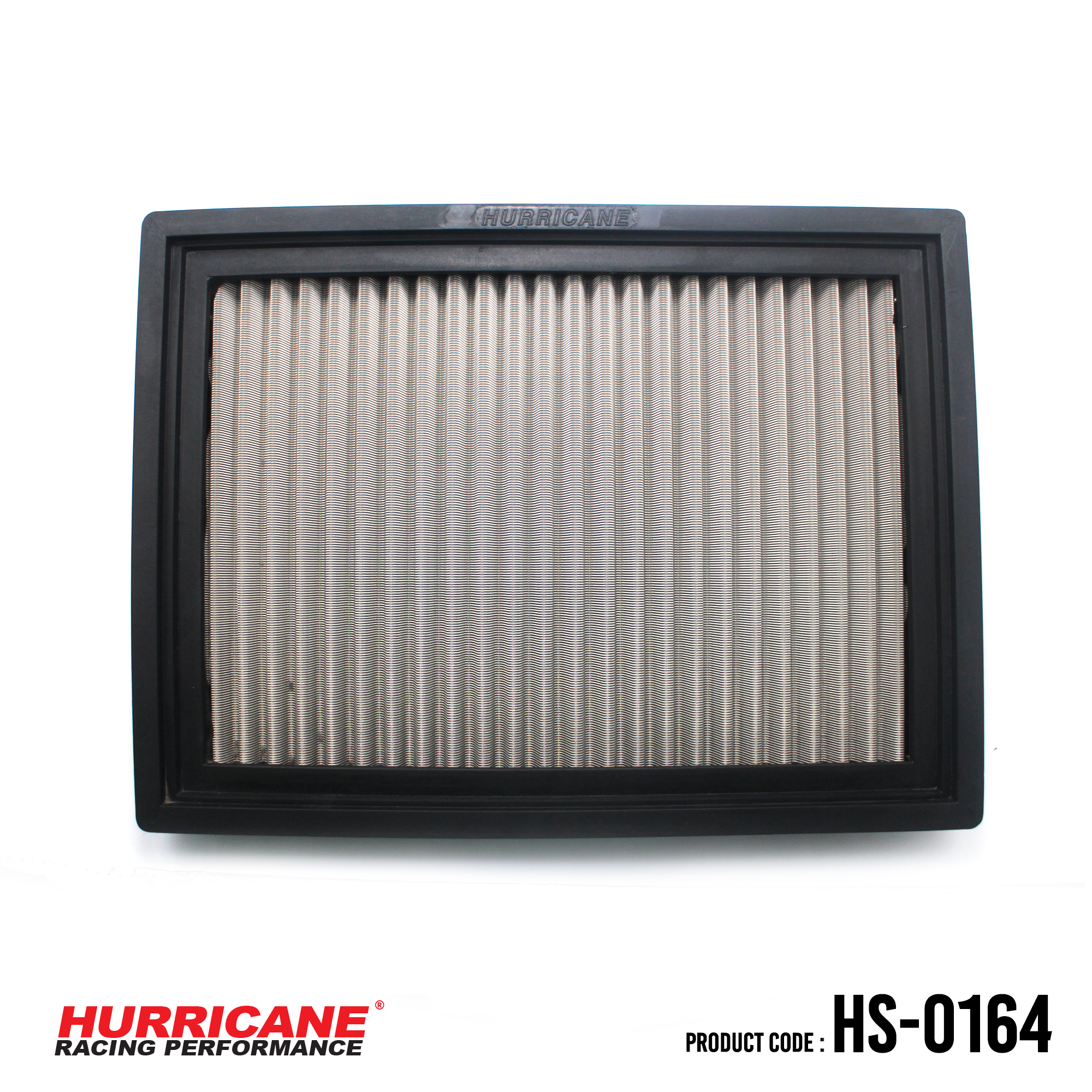 HURRICANE STAINLESS STEEL AIR FILTER FOR HS-0164 Volvo