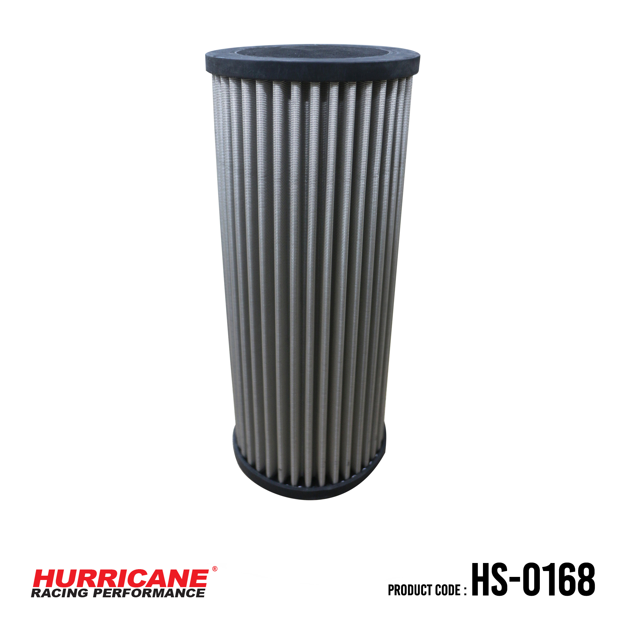 HURRICANE STAINLESS STEEL AIR FILTER FOR HS-0168 OpelSaabVauxhall