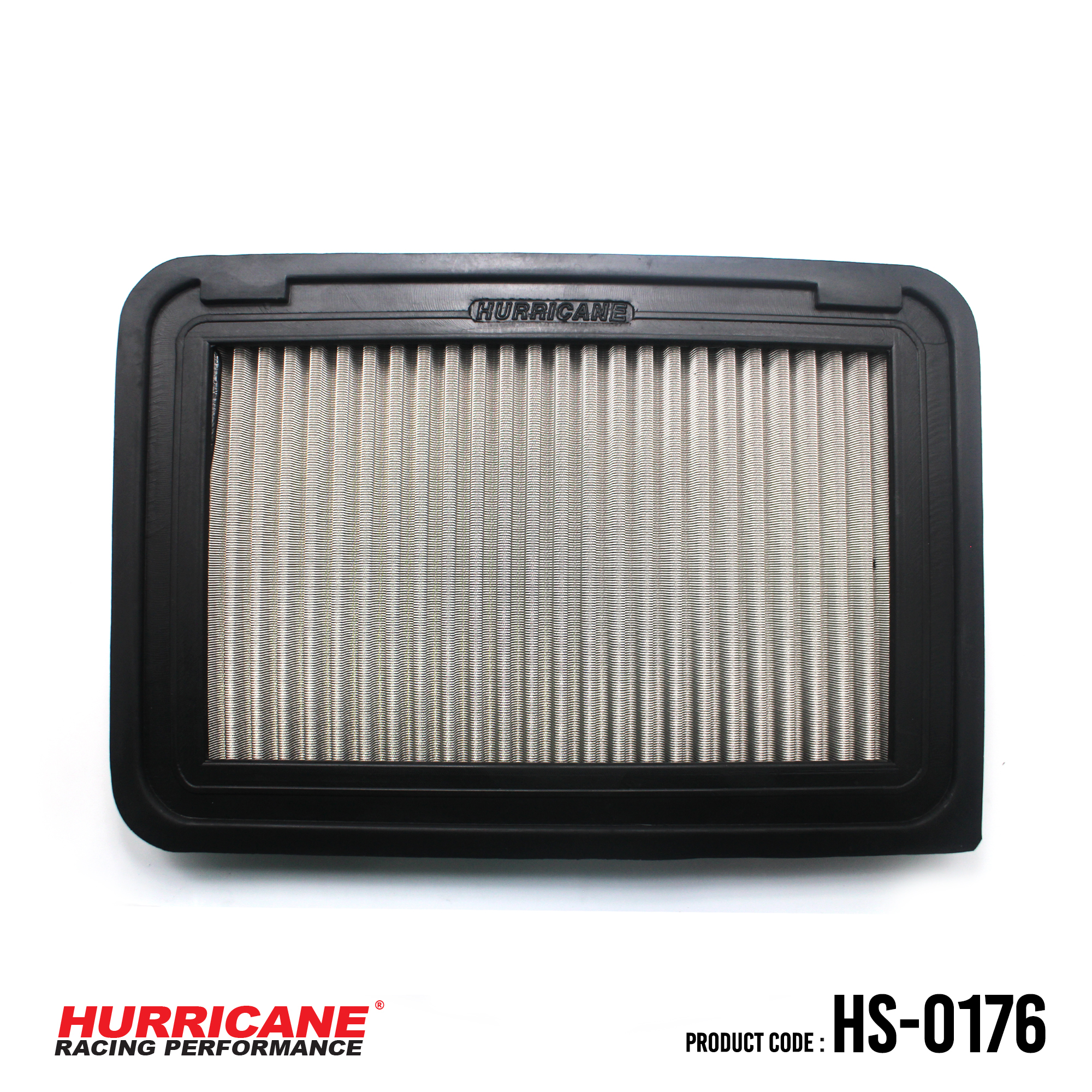 HURRICANE STAINLESS STEEL AIR FILTER FOR HS-0176 Toyota