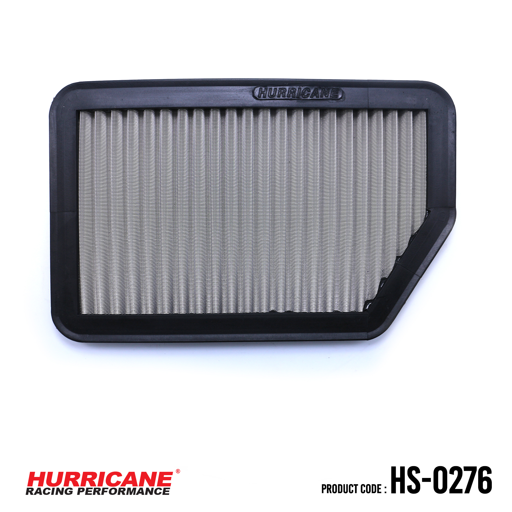 HURRICANE STAINLESS STEEL AIR FILTER FOR HS-0276 HyundaiKia