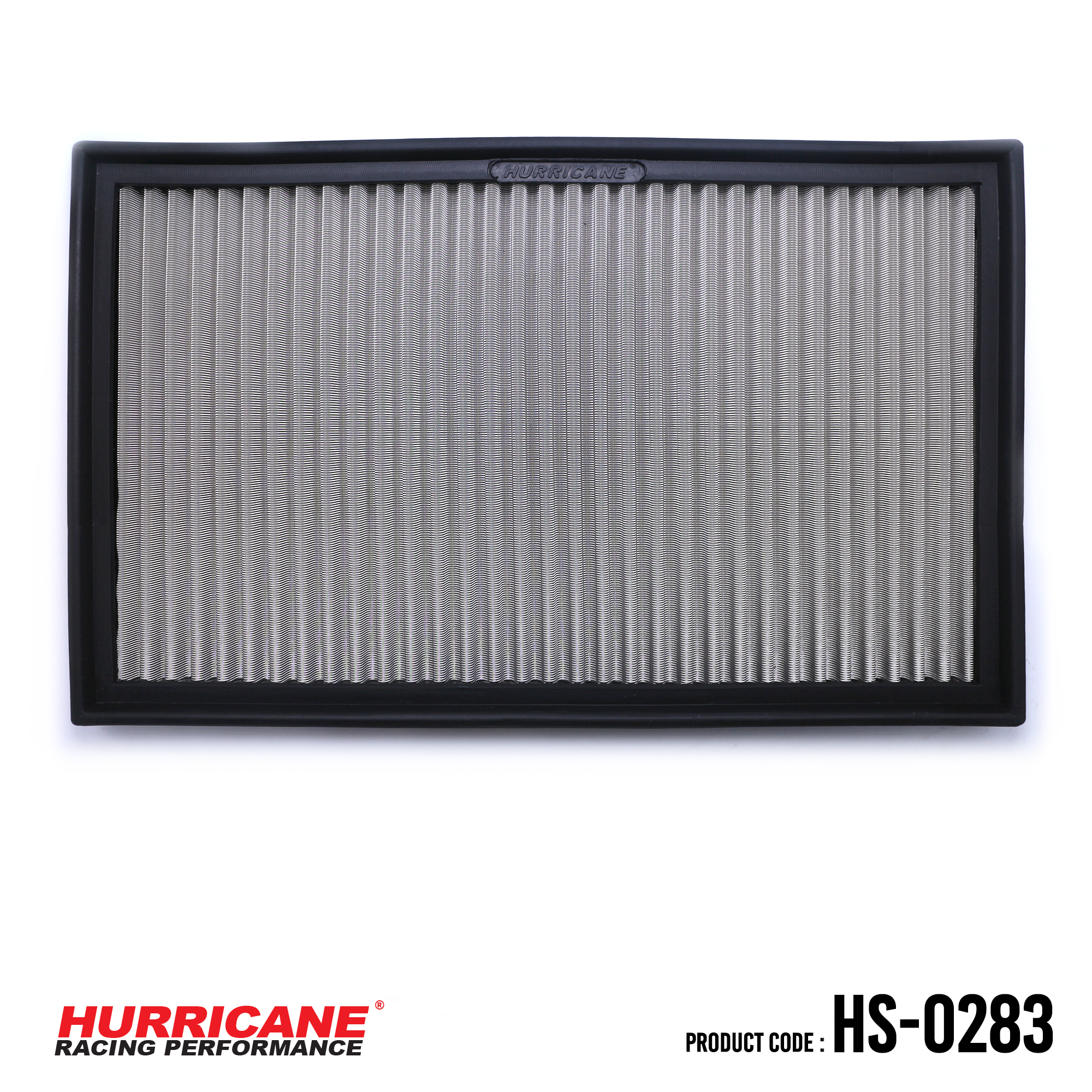 HURRICANE STAINLESS STEEL AIR FILTER FOR HS-0283 Volvo