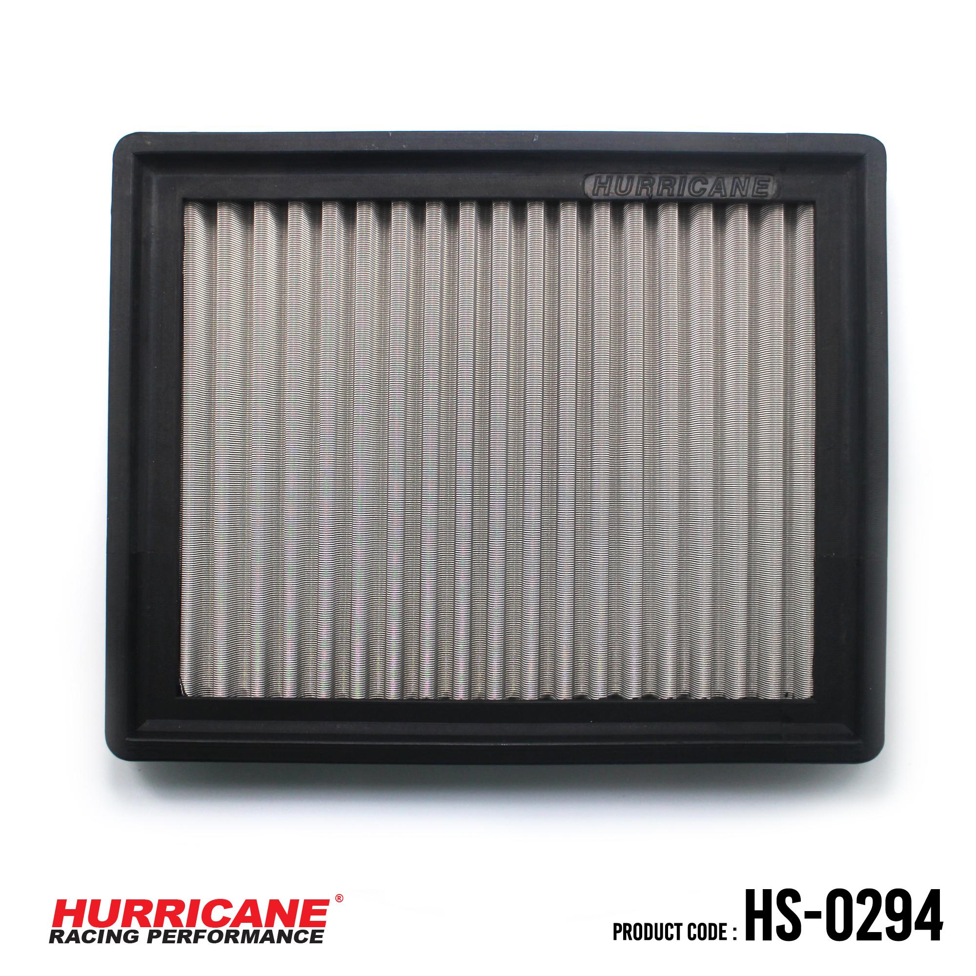 HURRICANE STAINLESS STEEL AIR FILTER FOR HS-0294 LexusToyota