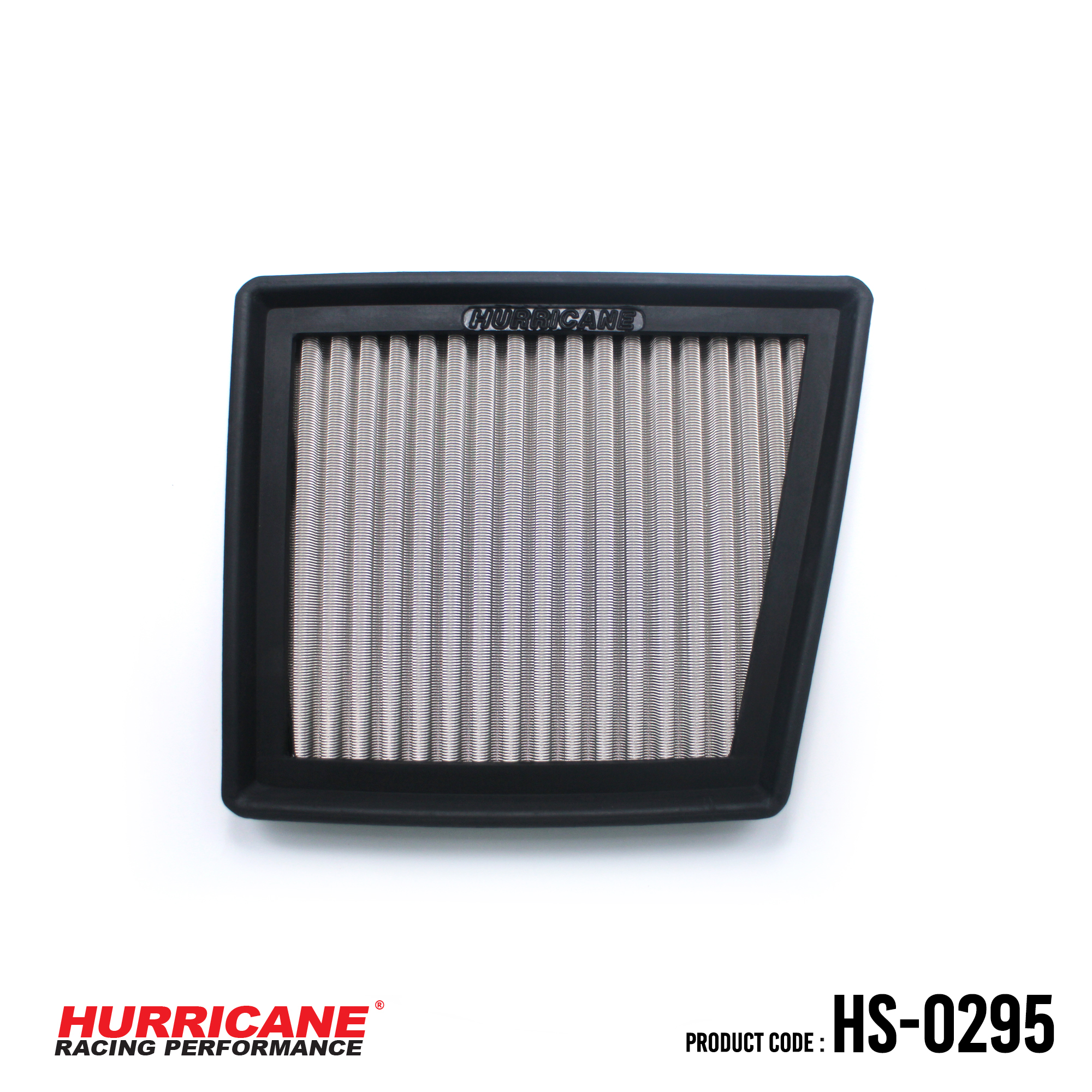 HURRICANE STAINLESS STEEL AIR FILTER FOR HS-0295 Ford