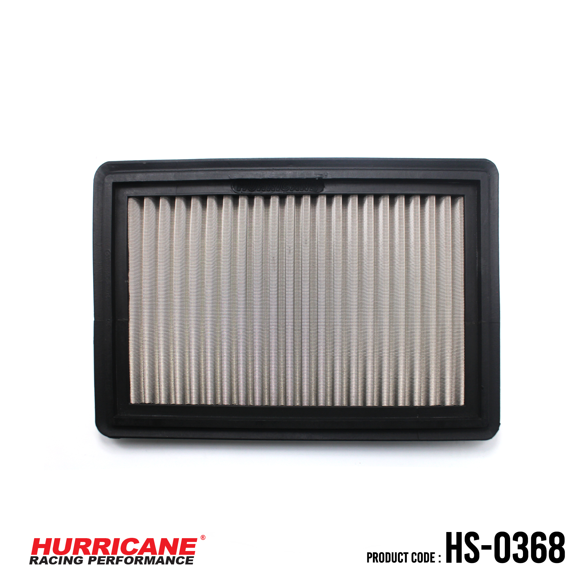 HURRICANE STAINLESS STEEL AIR FILTER FOR HS-0368Nissan