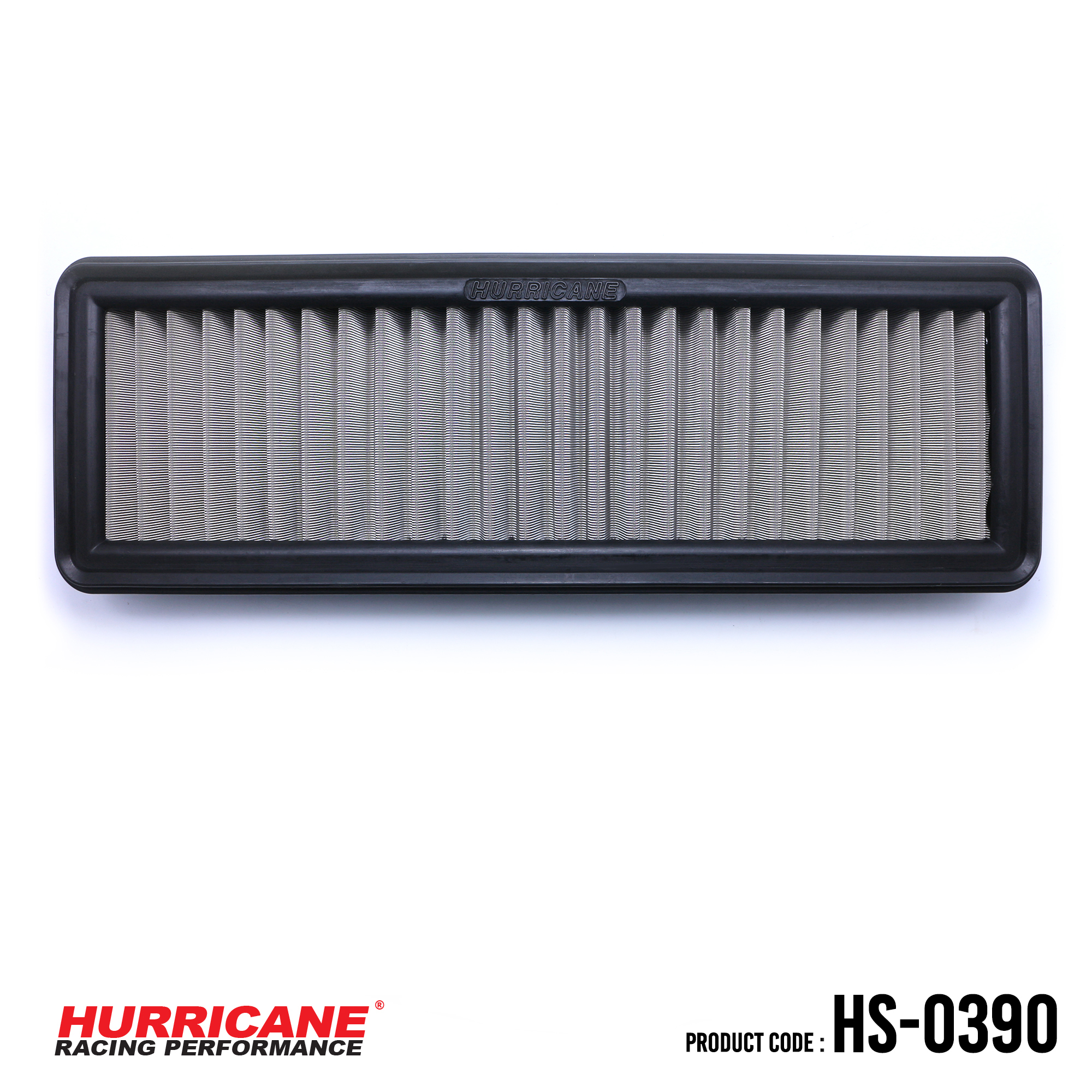 HURRICANE STAINLESS STEEL AIR FILTER FOR HS-0390 BMW