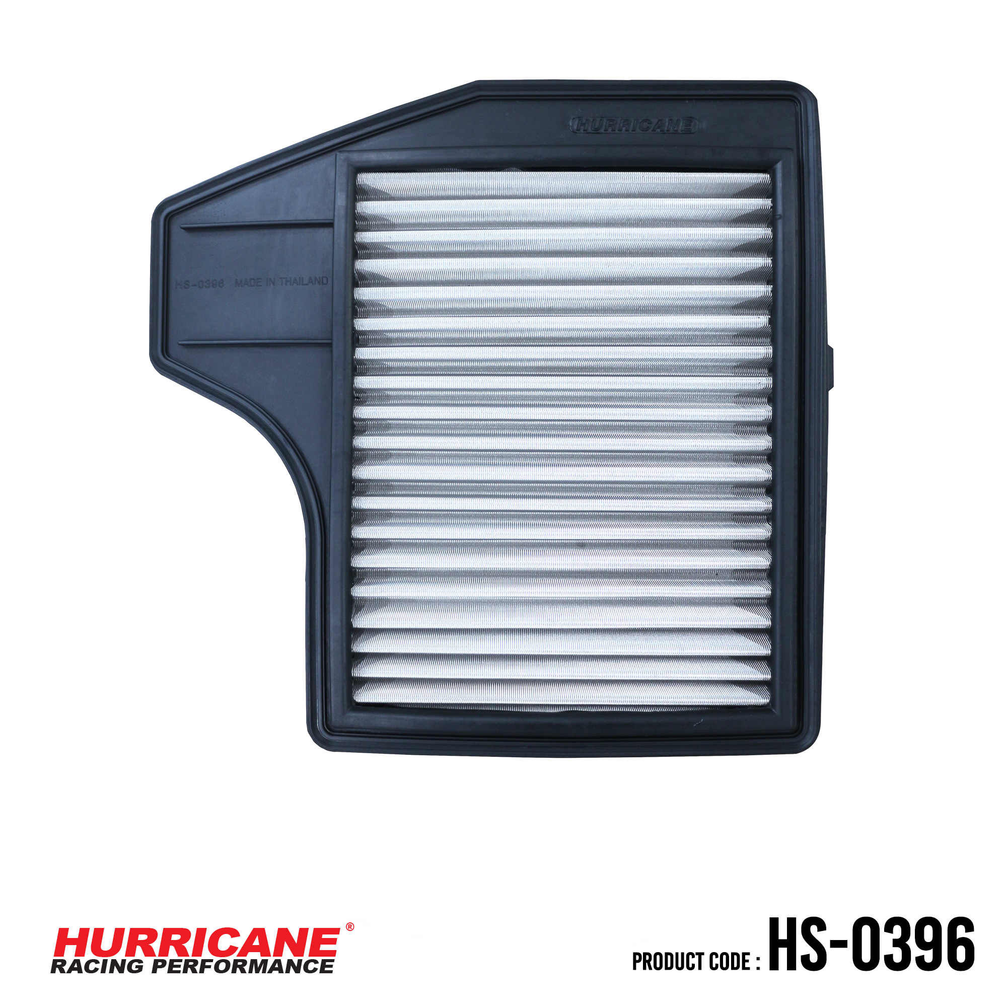 HURRICANE STAINLESS STEEL AIR FILTER FOR HS-0396 Nissan