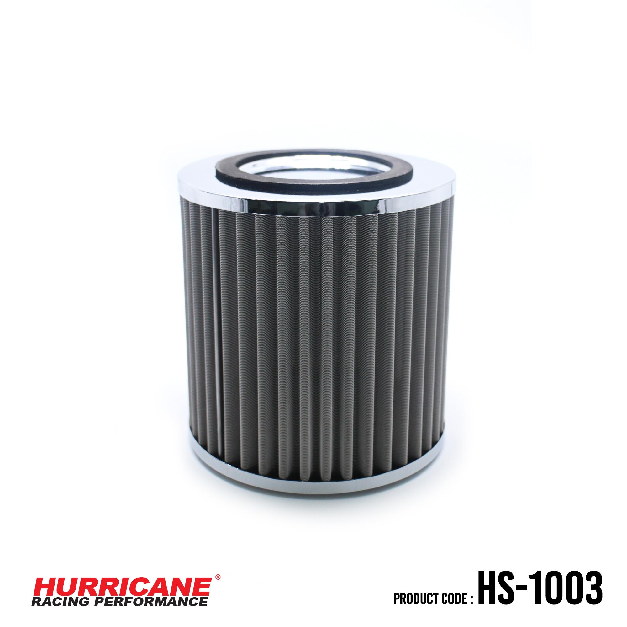 HURRICANE STAINLESS STEEL AIR FILTER FOR HS-1003 Isuzu