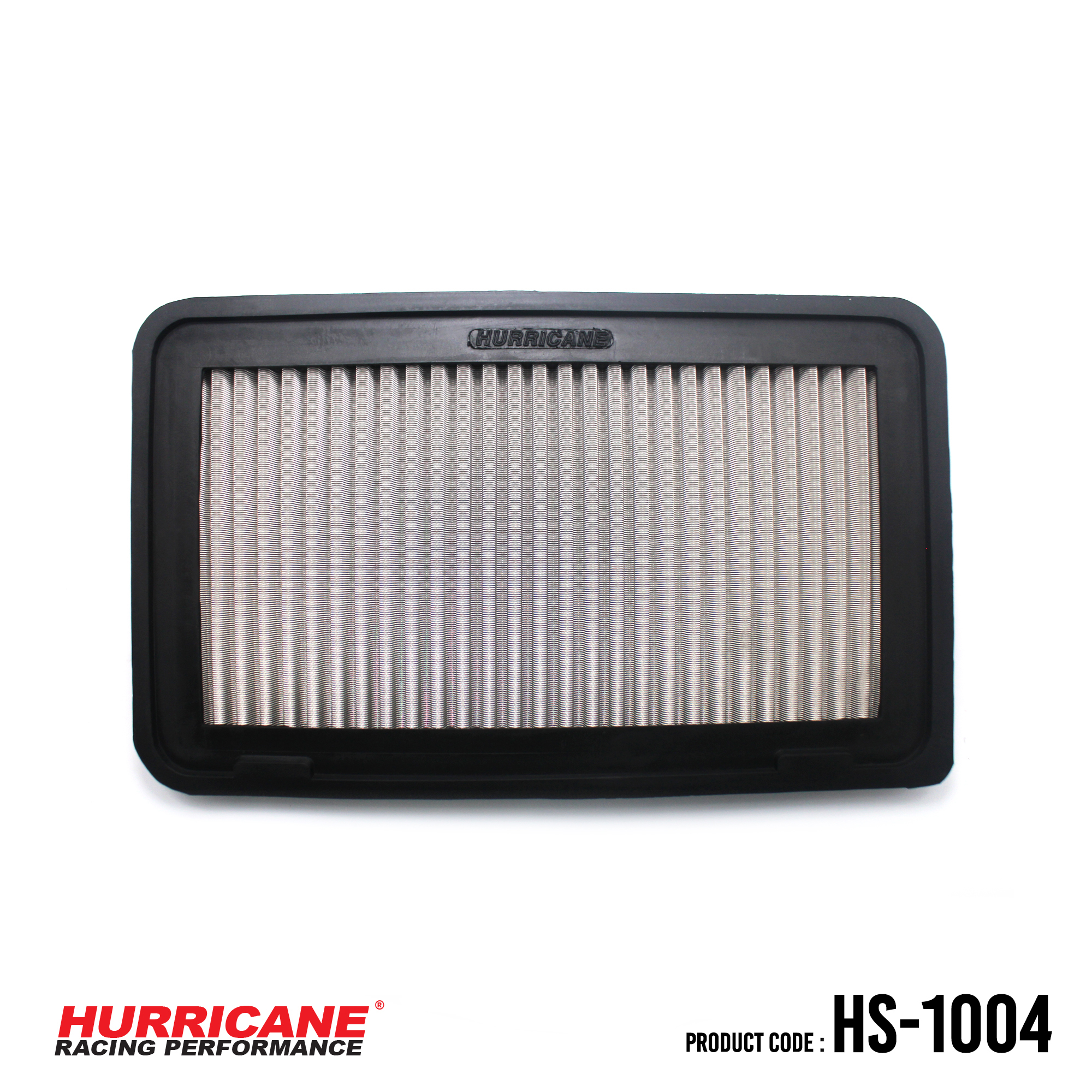 HURRICANE STAINLESS STEEL AIR FILTER FOR HS-1004 FordMazda