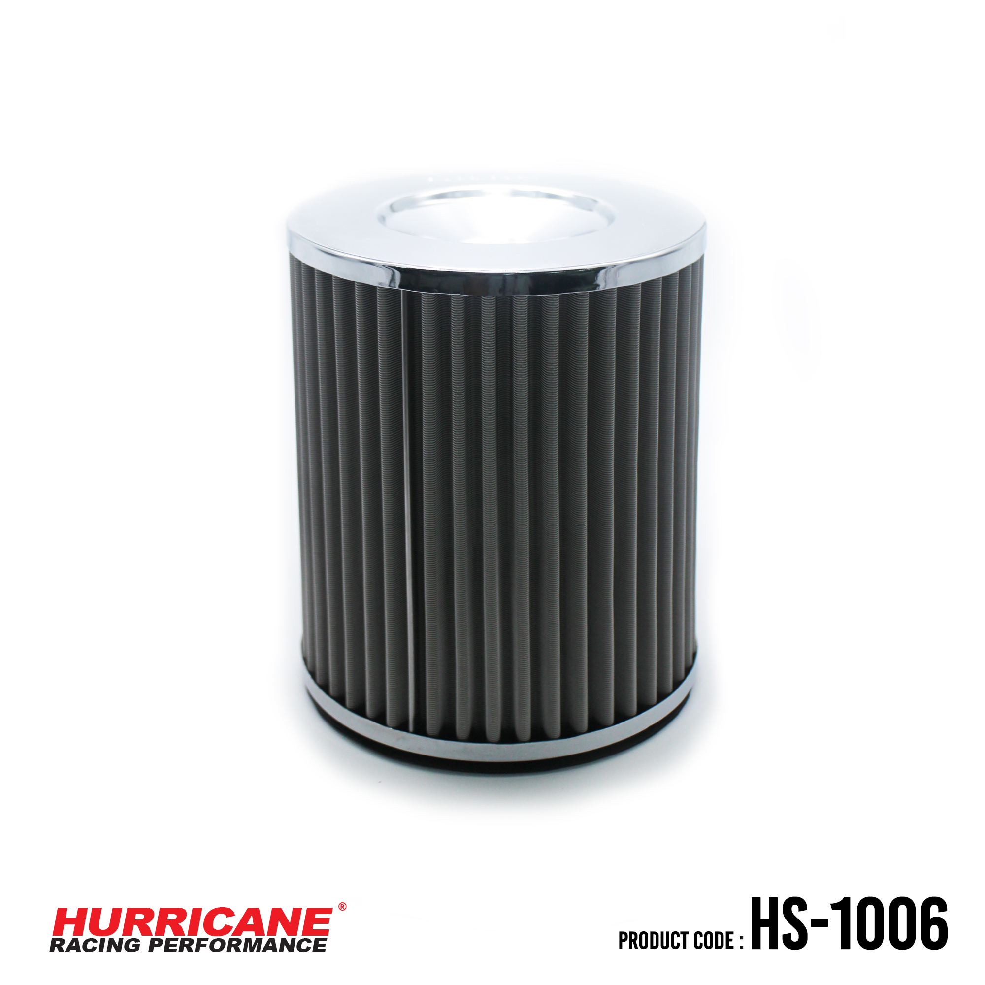 HURRICANE STAINLESS STEEL AIR FILTER FOR HS-1006 Mitsubishi