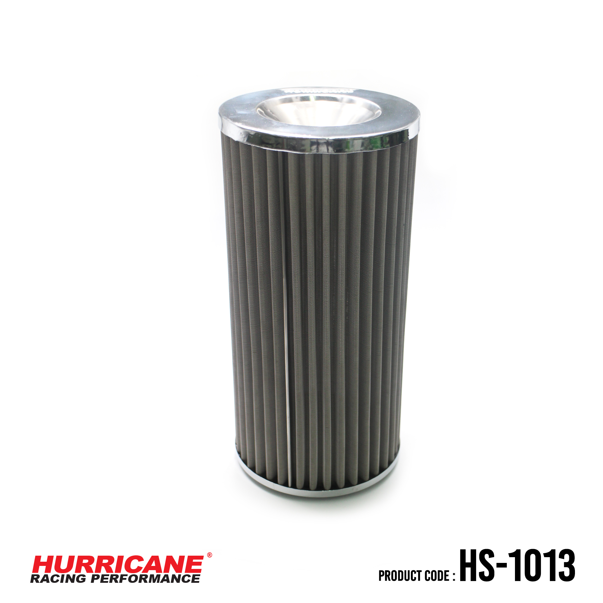 HURRICANE STAINLESS STEEL AIR FILTER FOR HS-1013 Toyota Nissan