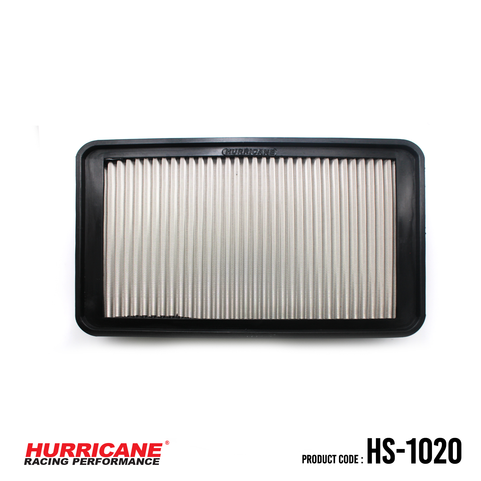 HURRICANE STAINLESS STEEL AIR FILTER FOR HS-1020 Toyota