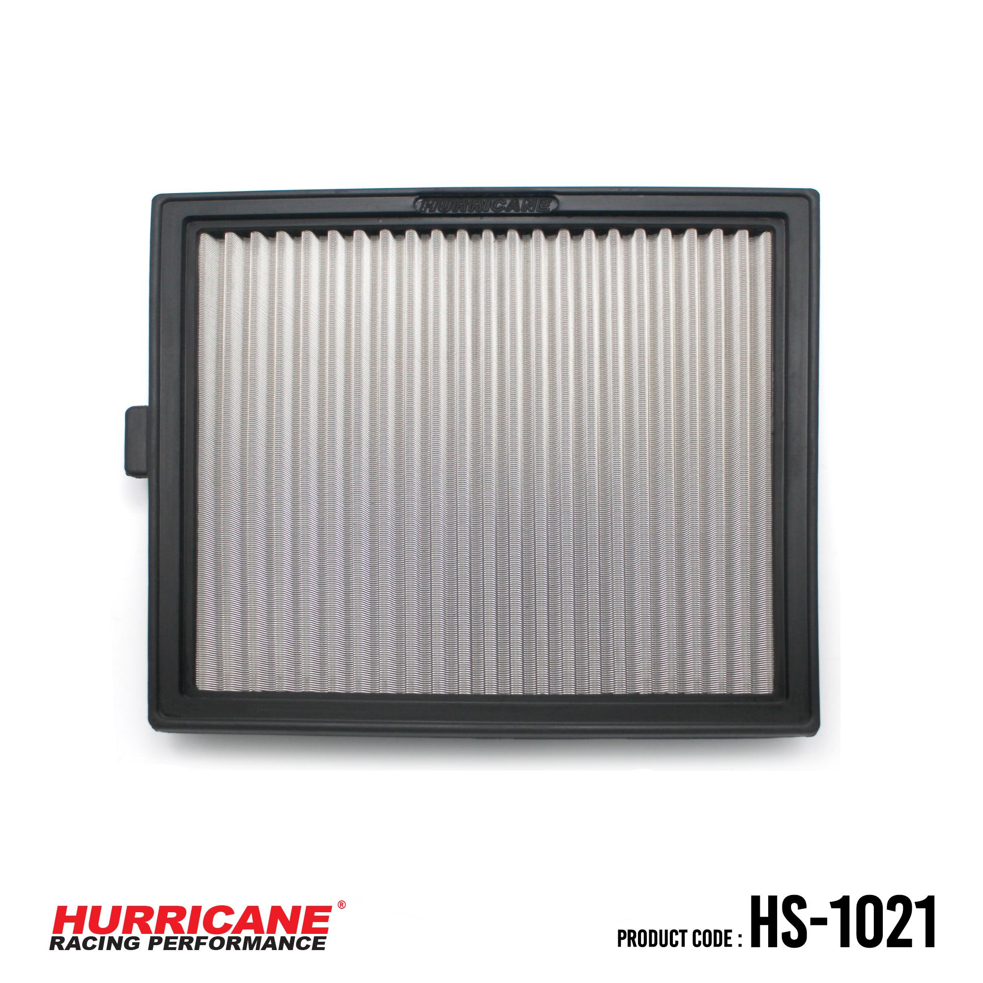 HURRICANE STAINLESS STEEL AIR FILTER FOR HS-1021 Isuzu