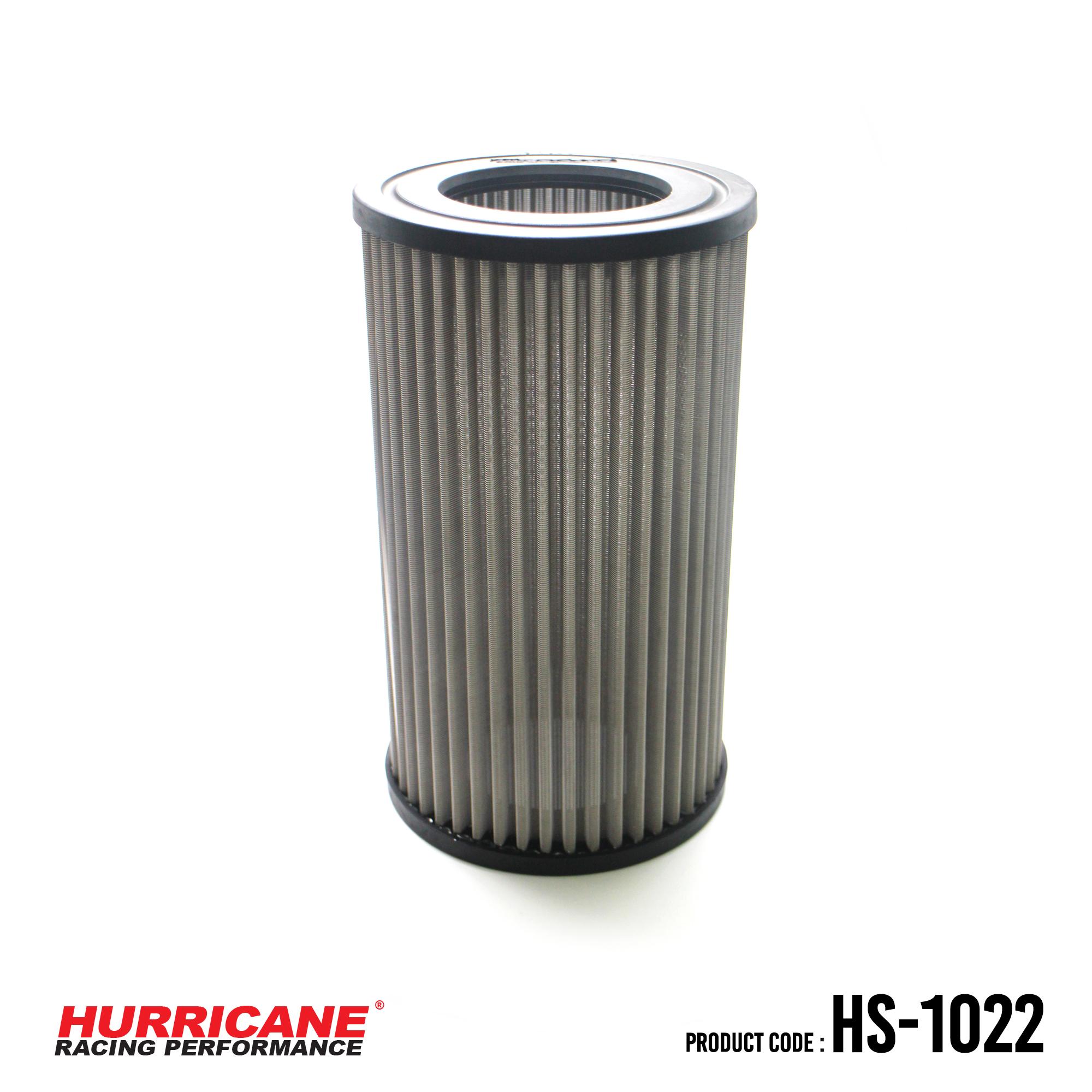 HURRICANE STAINLESS STEEL AIR FILTER FOR HS-1022 Chevrolet
