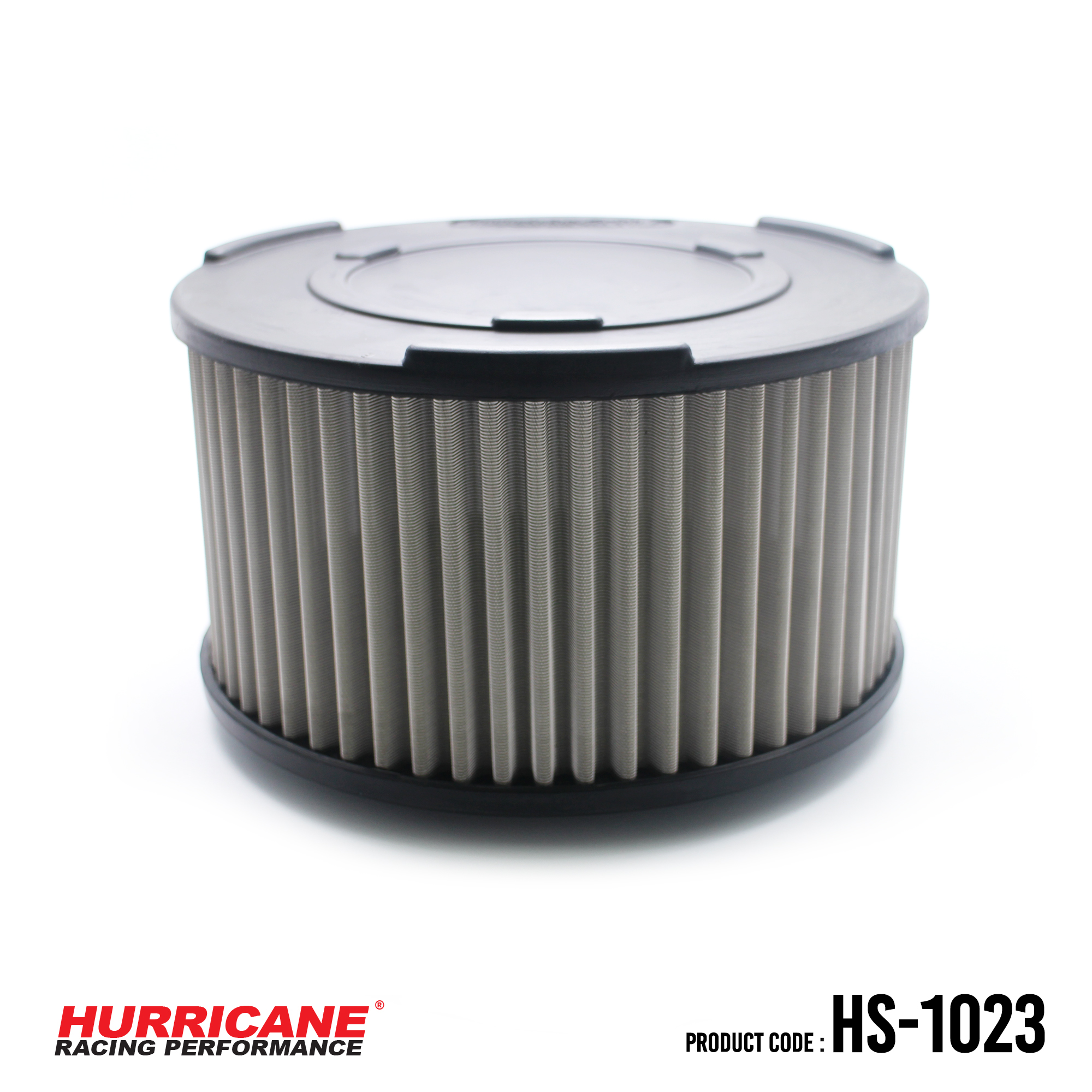 HURRICANE STAINLESS STEEL AIR FILTER FOR HS-1023 Ford Mazda